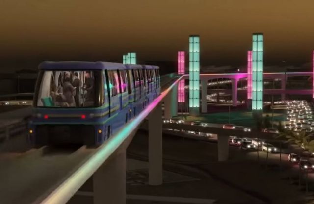 LAX is starting its Automated Elevated Train project (2)