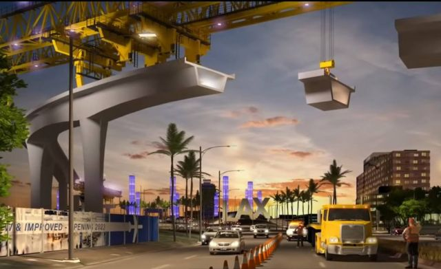 LAX is starting its Automated Elevated Train project (1)