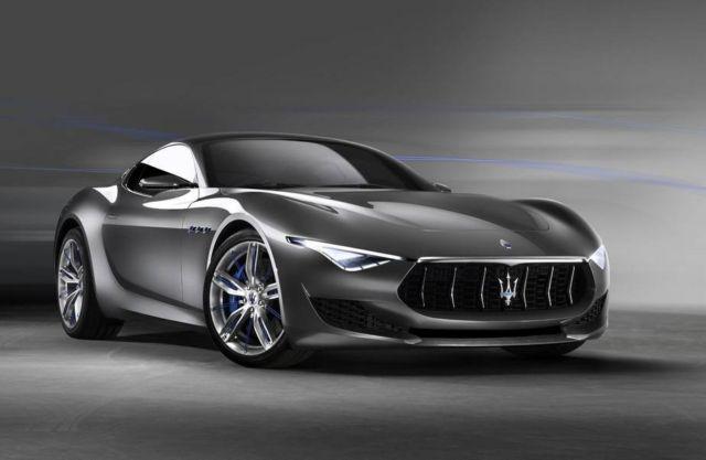 Maserati Alfieri will debut by 2020 in Geneva