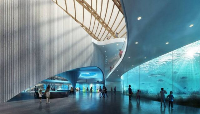 Nature Reserve with an Aquarium in China (6)