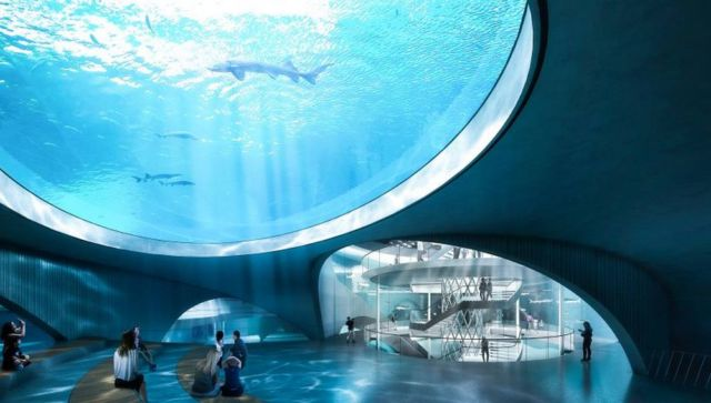 Nature Reserve with an Aquarium in China (4)