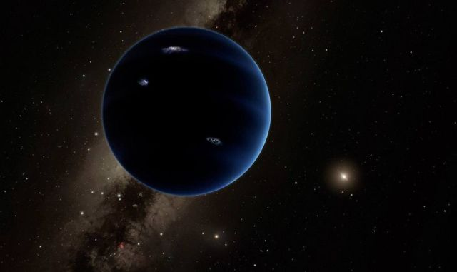 New evidence in the existence of the Planet Nine