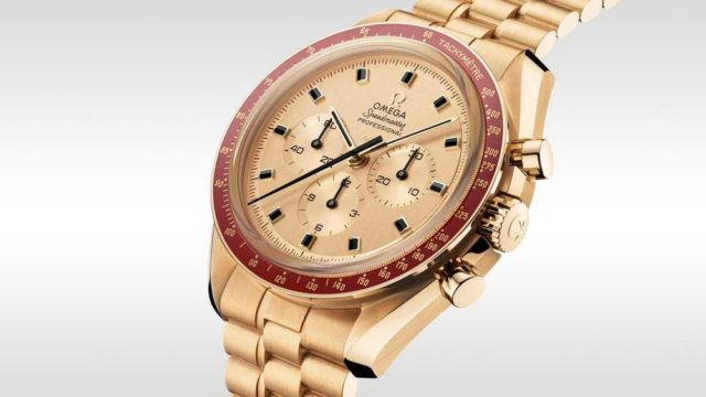 Omega Speedmaster Apollo 11 50th Anniversary watch