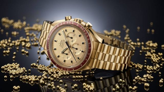 Omega Speedmaster Apollo 11 50th Anniversary watch (3)