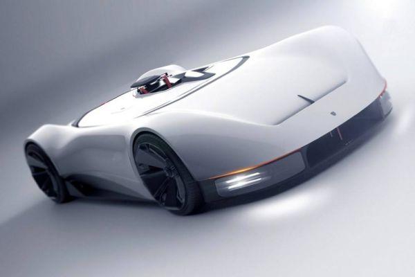 Porsche 357 single-seat Supercar concept (7)