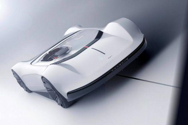 Porsche 357 single-seat Supercar concept (6)