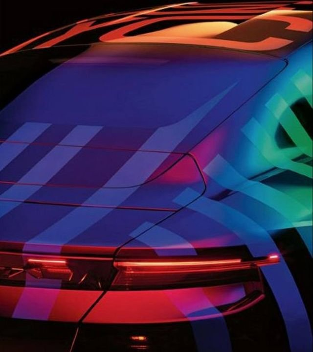 Porsche Taycan EV Teaser Image (4)
