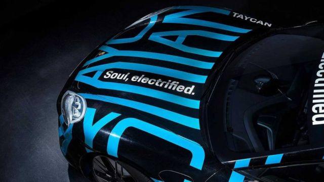 Porsche Taycan EV Teaser Image (3)