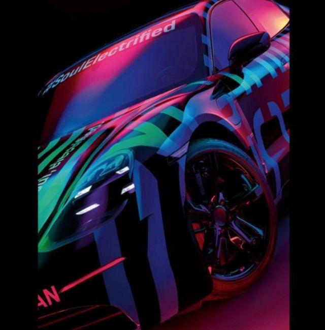 Porsche Taycan EV Teaser Image (2)
