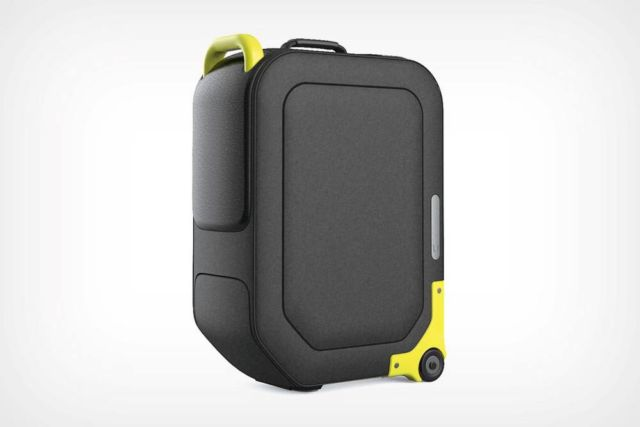 Quadra portable storage device