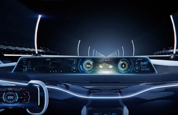 Samsung shows the Future of Safe Autonomous Driving