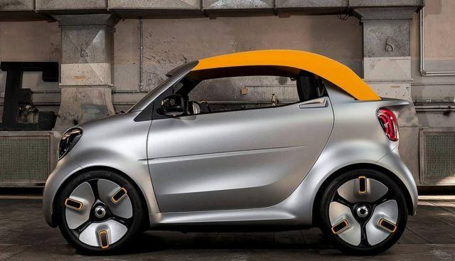 Smart Forease+ Cabrio