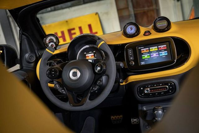 Smart Forease+ Cabrio (3)