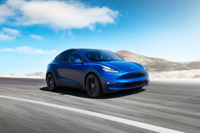 Tesla new Model Y (6)
