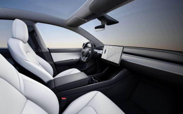 Tesla new Model Y (5)