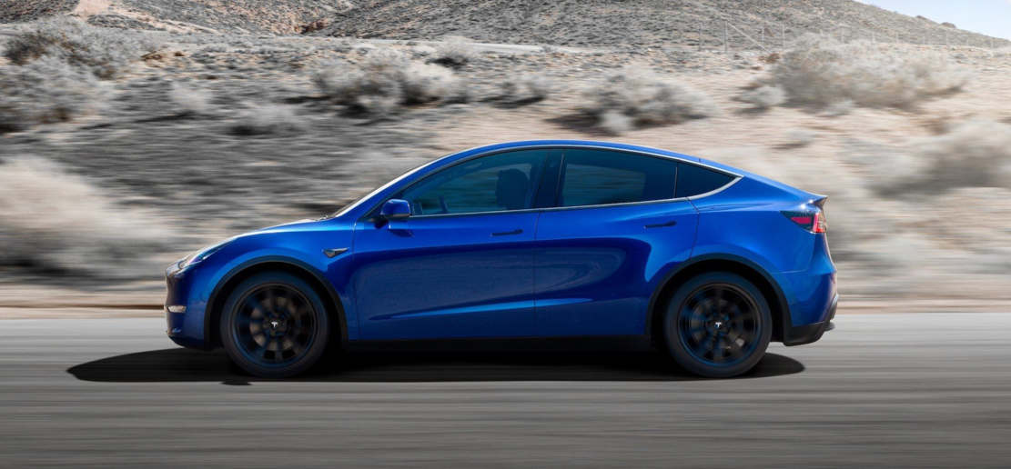 Tesla new Model Y (1)