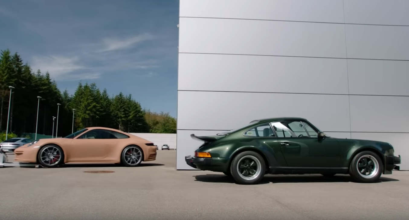 The Making of the New Porsche 911