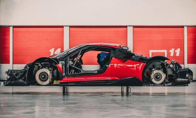 The new Ferrari P80/C Track Car (1)