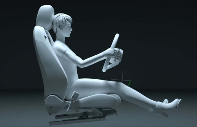 The perfect Driver Seating Position explained