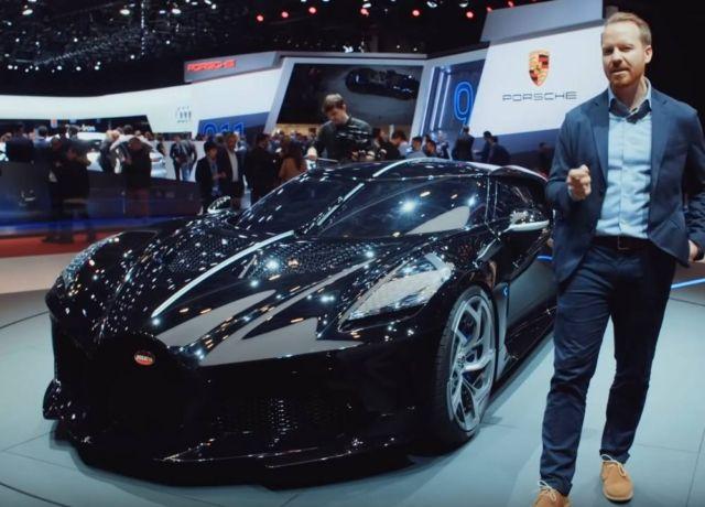 Top 5 Supercars - Geneva Motor Show 2019