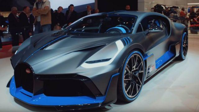 Top 5 Supercars - Geneva Motor Show 2019 (2)