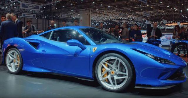 Top 5 Supercars - Geneva Motor Show 2019 (1)