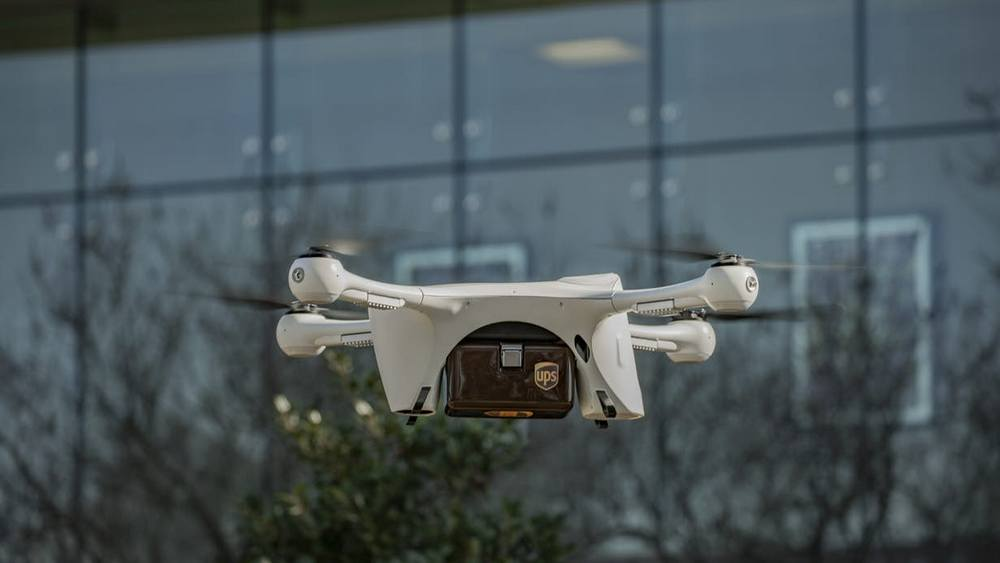 UPS will transport Medical Samples via Drone