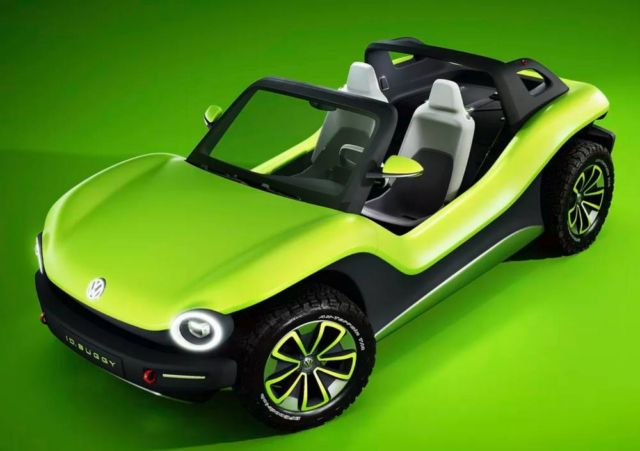 Volkswagen electric Dune Buggy