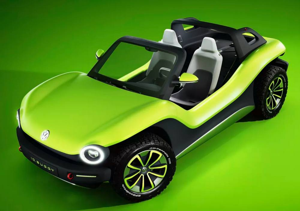 Volkswagen electric Dune Buggy (9)