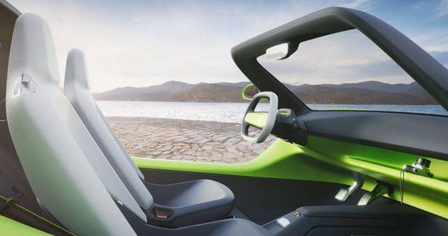 Volkswagen electric Dune Buggy (7)