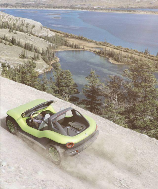 Volkswagen electric Dune Buggy (4)