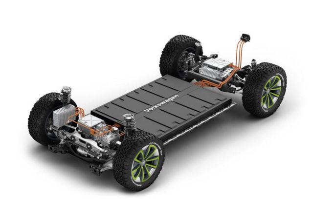 Volkswagen electric Dune Buggy (3)