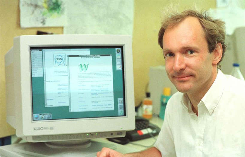 World Wide Web's 30th birthday