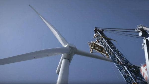 World's largest offshore Wind Farm (4)