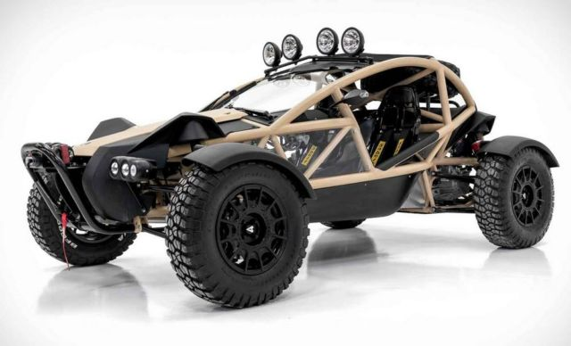 Ariel Atom Nomad Tactical Buggy