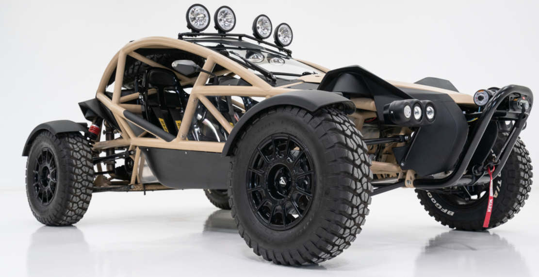 Ariel Atom Nomad Tactical Buggy (1)