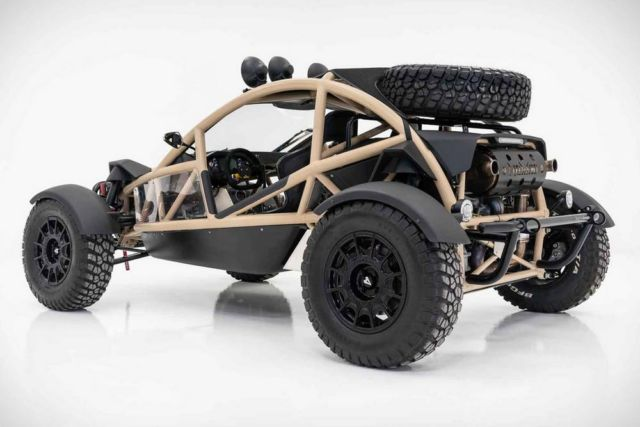 Ariel Atom Nomad Tactical Buggy (9)