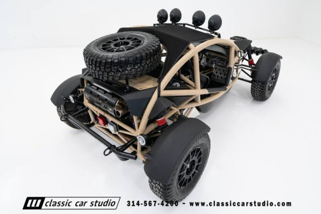 Ariel Atom Nomad Tactical Buggy (3)