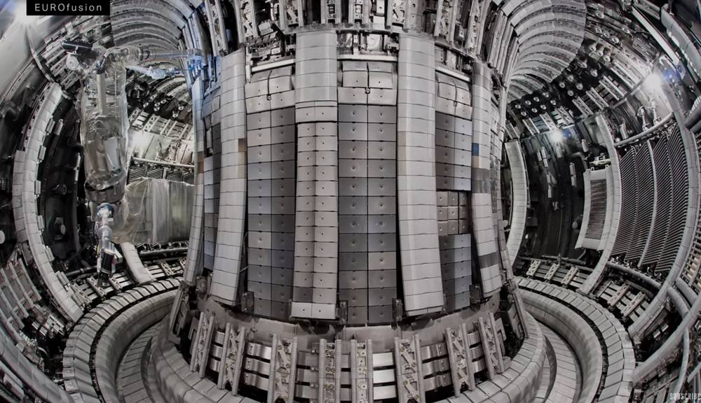 Can AI help crack the code of Fusion Power
