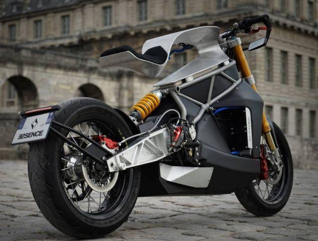 Concept e-raw motorcycle (2)