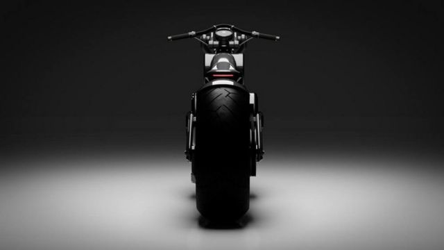 Curtiss Zeus jet-black electric Motorcycle (4)