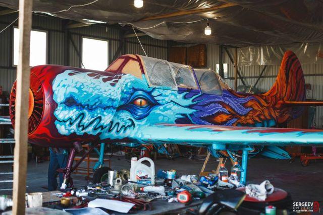 Dragon Graffiti Airplane (1) (6)