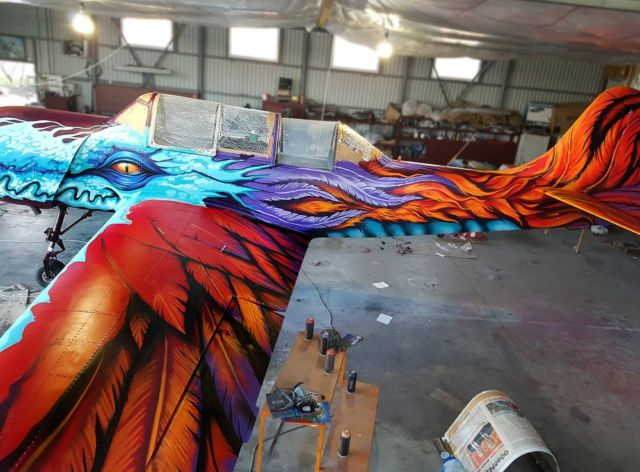 Dragon Graffiti Airplane (1) (5)