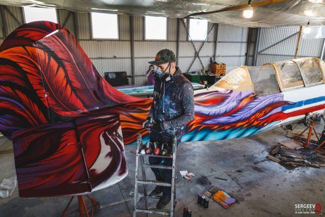Dragon Graffiti Airplane (1) (4)