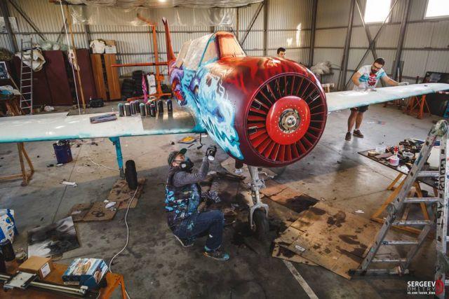 Dragon Graffiti Airplane (1) (3)