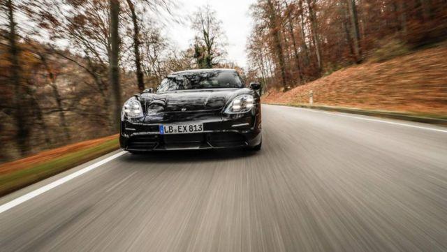 The new Porsche Taycan (4)