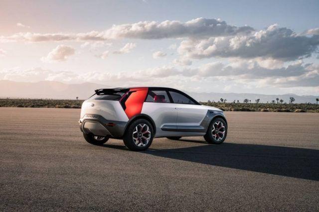 Kia HabaNiro all-wheel drive concept (1)