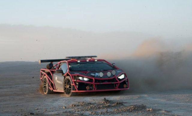 Lamborghini Huracan Rally Car (4)