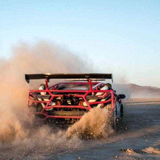 Lamborghini Huracan Rally Car (2)