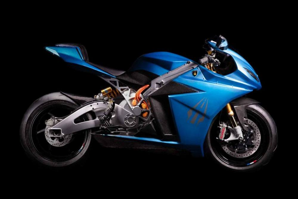 Lightning Strike Electric Motorcycle (5)